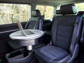 Zimní zvýhodnění půjčení mikrobusu VW Multivam