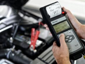 Kontrola stavu autobaterie a servisní prohlédka před zimou ZDARMA